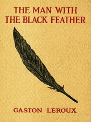 cover image of The Man with the Black Feather