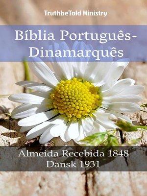 cover image of Bíblia Português-Dinamarquês
