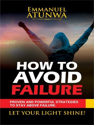 cover image of How to Avoid Failure