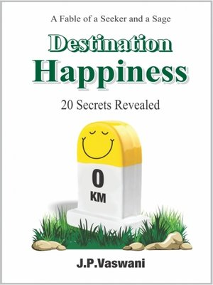 cover image of Destination Happiness