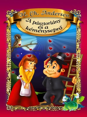 cover image of A pásztorlány és a kéményseprő