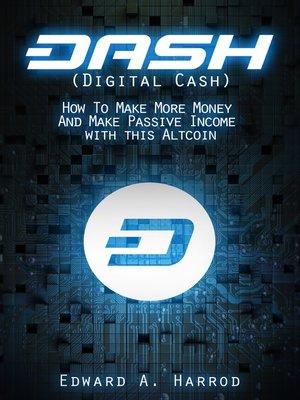 cover image of DASH (Digital Cash)