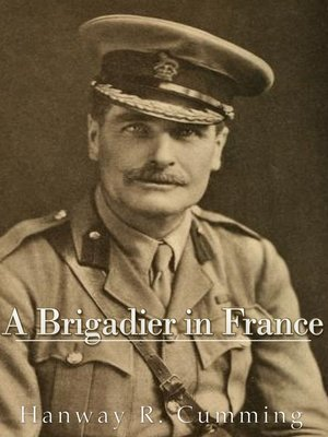 cover image of A Brigadier in France