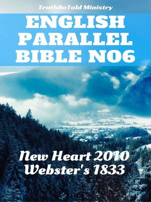 cover image of English Parallel Bible No6