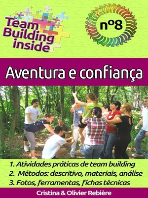 cover image of Team Building inside 8--Aventura e confiança