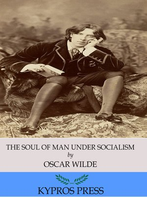 cover image of The Soul of Man under Socialism