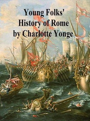cover image of Young Folks' History of Rome