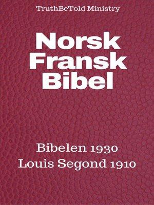 cover image of Norsk Fransk Bibel