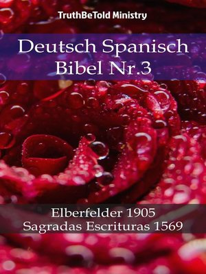 cover image of Deutsch Spanisch Bibel Nr.3