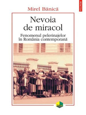 cover image of Nevoia de miracol