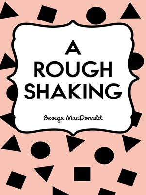 cover image of A Rough Shaking