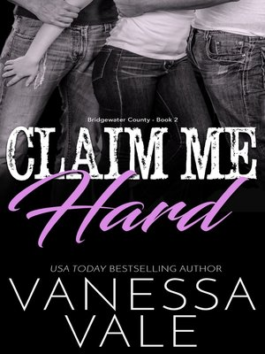 cover image of Claim Me Hard