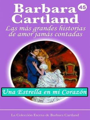 cover image of Una Estrella en mi Corazón