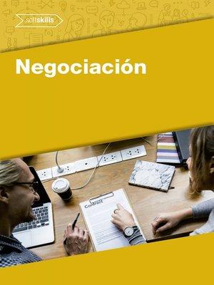cover image of Negociación