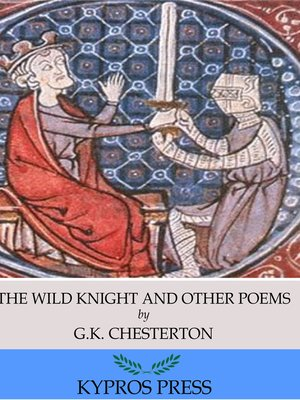 cover image of The Wild Knight and Other Poems