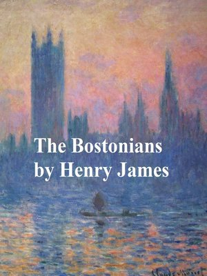 cover image of The Bostonians