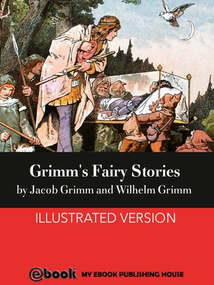 cover image of Grimm's Fairy Stories