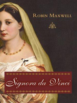 cover image of Signora da Vinci