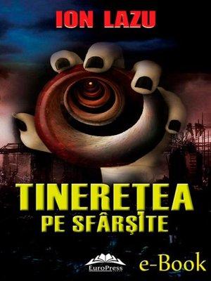 cover image of Tinerețea pe sfârșite