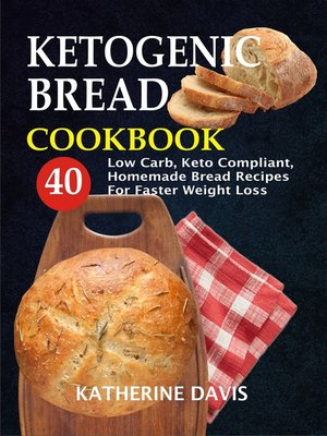 cover image of Ketogenic Bread Cookbook