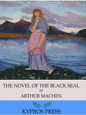 cover image of The Novel of the Black Seal