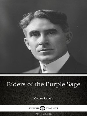 cover image of Riders of the Purple Sage by Zane Grey