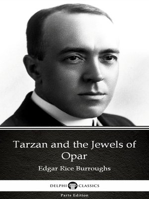 cover image of Tarzan and the Jewels of Opar by Edgar Rice Burroughs