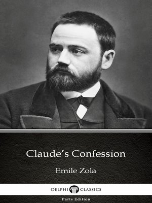 cover image of Claude's Confession by Emile Zola