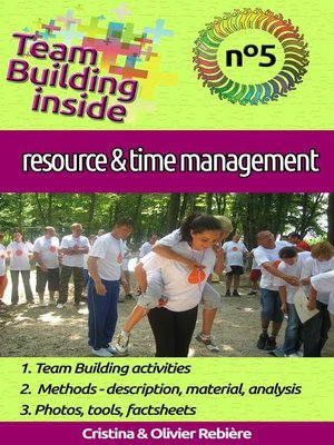 cover image of Team Building inside #5