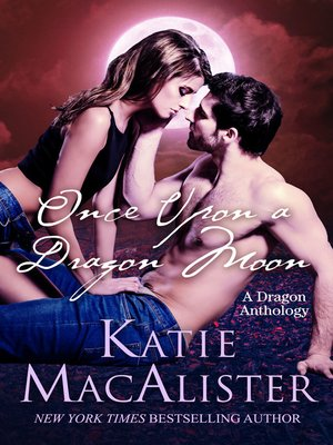 cover image of Once Upon a Dragon Moon