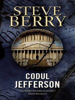 cover image of Codul Jefferson