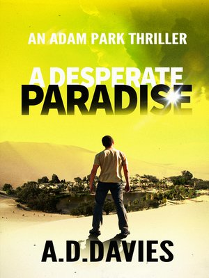 cover image of A Desperate Paradise