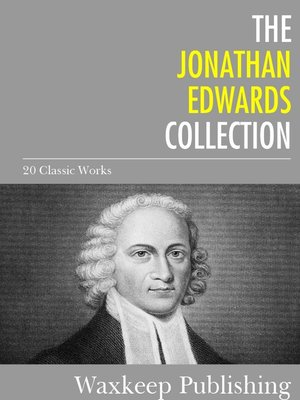 cover image of The Jonathan Edwards Collection