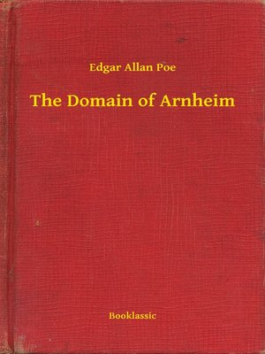 cover image of The Domain of Arnheim