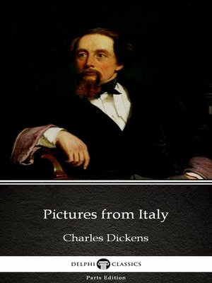 cover image of Pictures from Italy by Charles Dickens