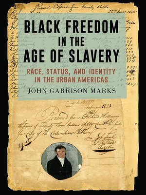 cover image of Black Freedom in the Age of Slavery