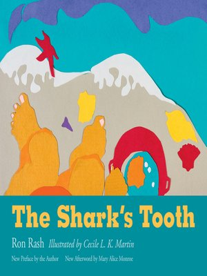 cover image of The Shark's Tooth