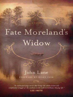 cover image of Fate Moreland's Widow