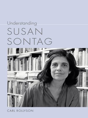 cover image of Understanding Susan Sontag