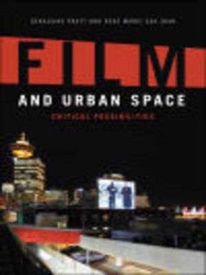 cover image of Film and Urban Space