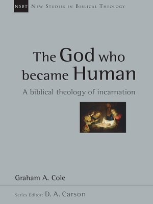 cover image of The God Who Became Human