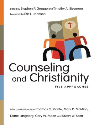 cover image of Counseling and Christianity