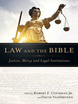 cover image of Law and the Bible