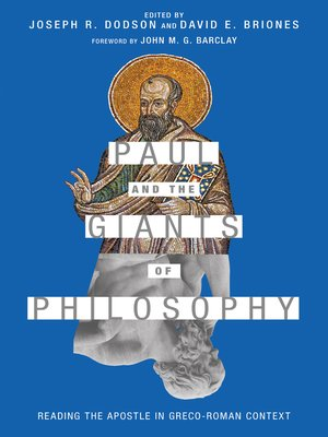 cover image of Paul and the Giants of Philosophy