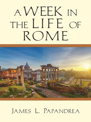 cover image of A Week in the Life of Rome