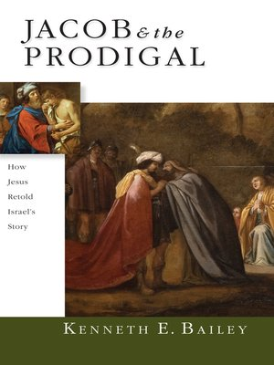 cover image of Jacob & the Prodigal