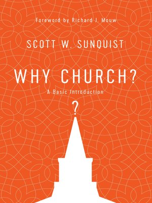 cover image of Why Church?