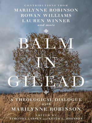 cover image of Balm in Gilead