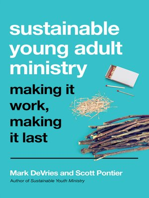 cover image of Sustainable Young Adult Ministry