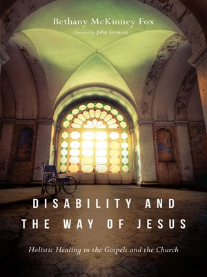 cover image of Disability and the Way of Jesus